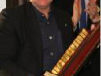 Paul Rumble - Rotarian of the Year 2015